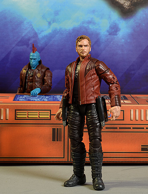 Marvel Legends Star-Lord, Yondu action figure by Hasbro