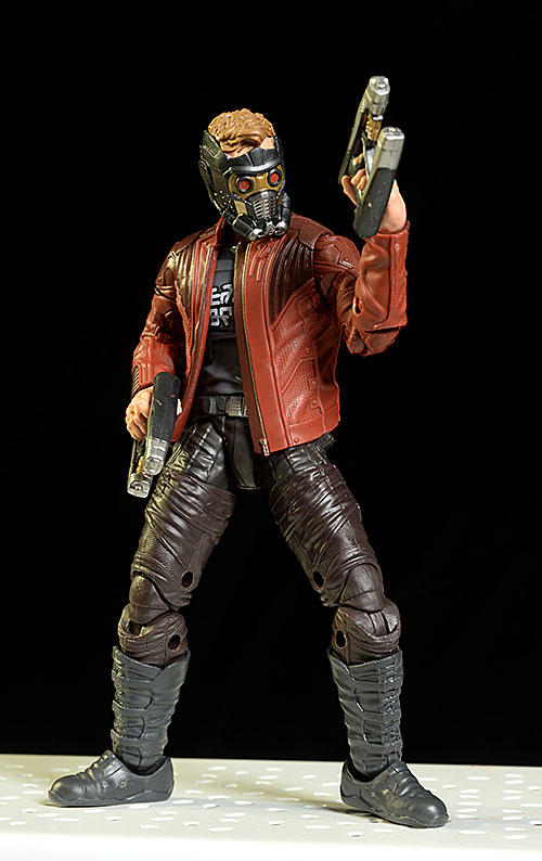 Marvel Legends Star-Lord action figure by Hasbro