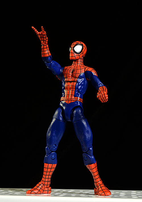 Ultimate Spider-Man Marvel Legends Walmart Exclusive action figure by Hasbro