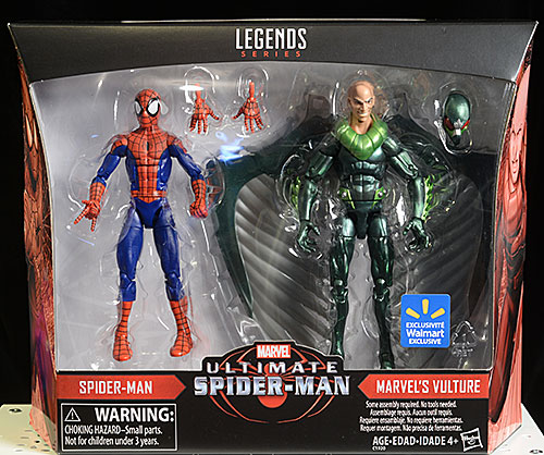 Spider-Man, Vulture Marvel Legends Walmart Exclusive action figure by Hasbro