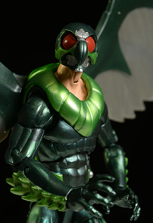 Ultimate Spider-Man Vulture Marvel Legends Walmart Exclusive action figure by Hasbro