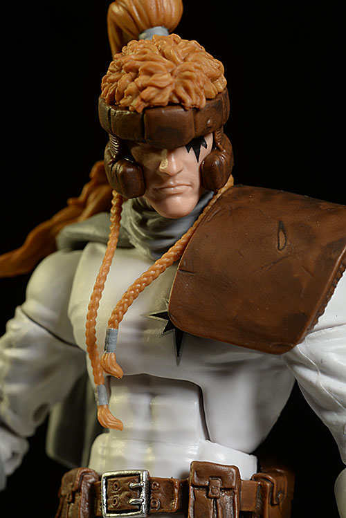 Review And Photos Of Marvel Legends Polaris Shatterstar
