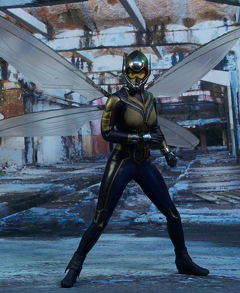 Wasp Ant-Man and the Wasp sixth scale action figure by Hot Toys