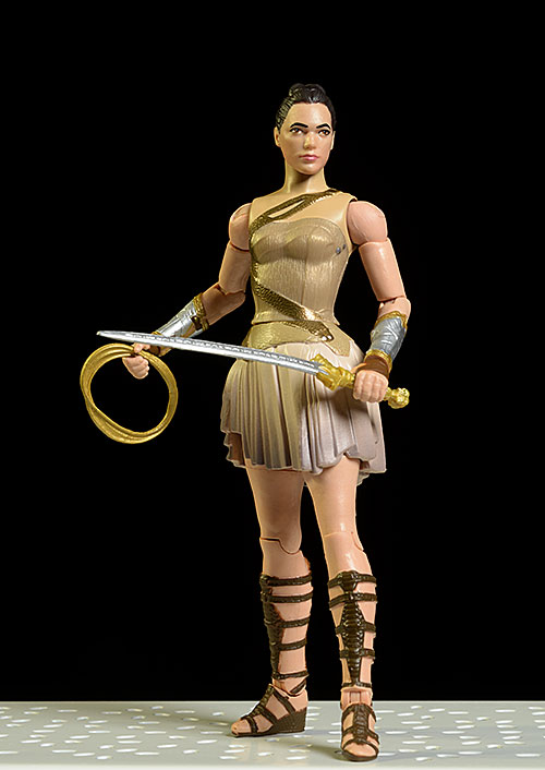 Wonder Woman Diana Multiverse action figure by Mattel