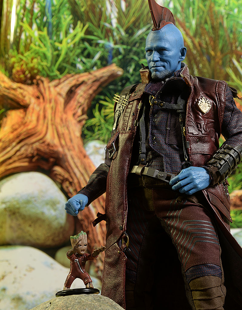 Yondu Guardians of the Galaxy sixth scale action figure by Hot Toys