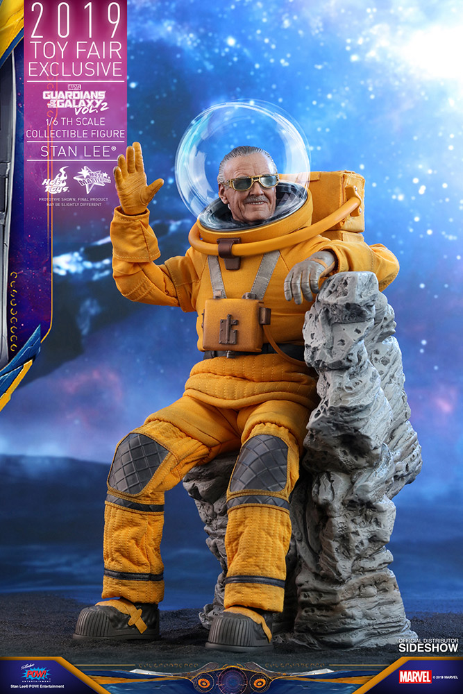 Hot Toys Stan Lee sixth scale action figure