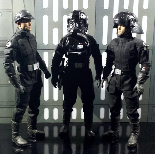 Imperial TIE Fighter Pilot