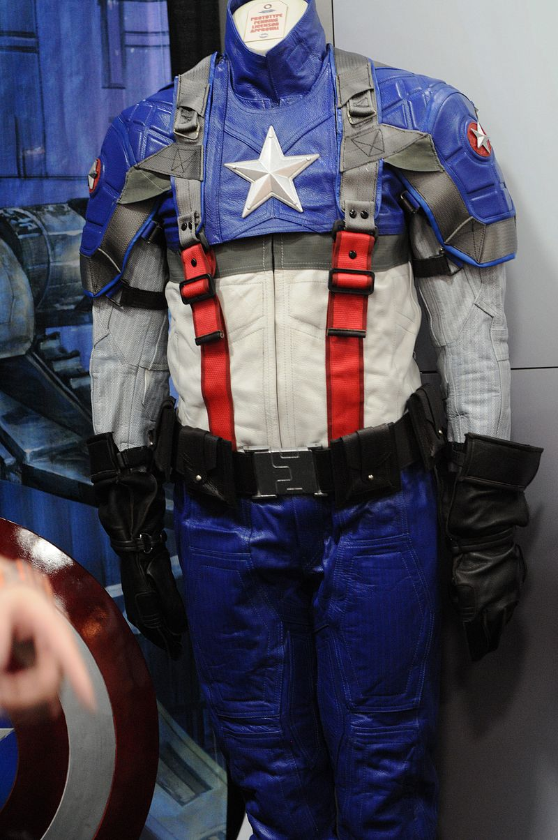 Efx Captain America Prop Replicas