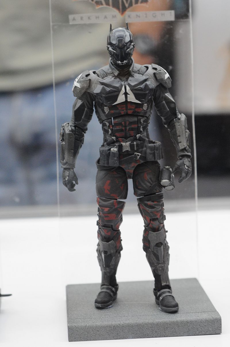 [DC Collectibles] Batman Arkham Knight - Batman, Harley, Arkham Knight e Scarecrow Sdcc2014_dcd_figures_10
