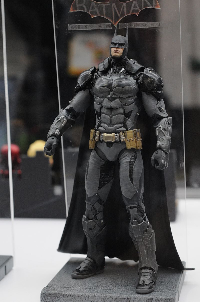 [DC Collectibles] Batman Arkham Knight - Batman, Harley, Arkham Knight e Scarecrow Sdcc2014_dcd_figures_11