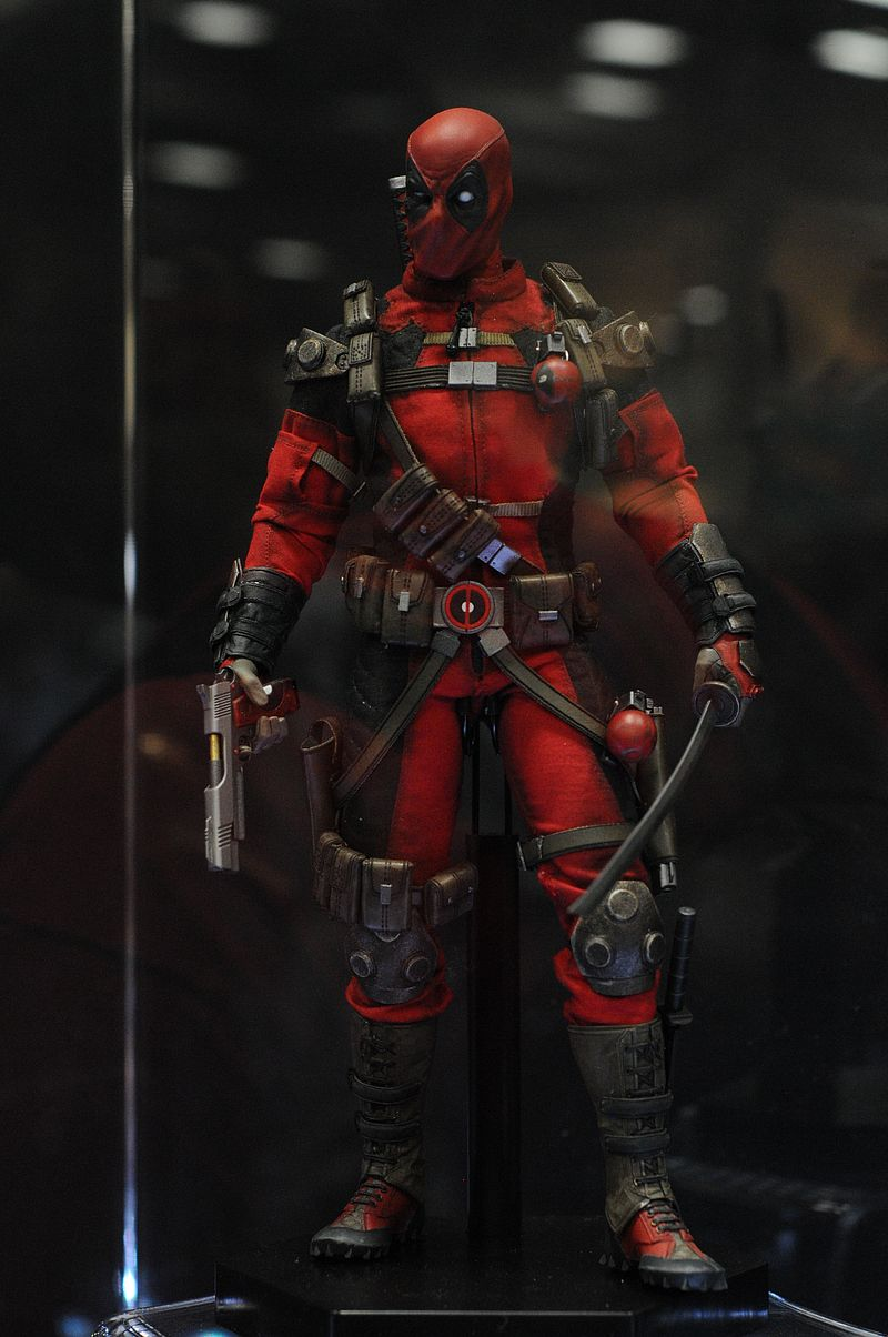 [Sideshow] Marvel Sixth Scale Collection - Deadpool Sdcc2014_sideshow_104