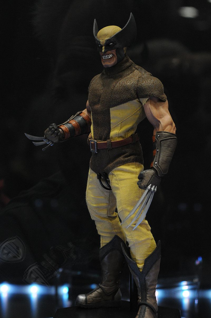 [Sideshow] Marvel Sixth Scale Collection - Wolverine Sdcc2014_sideshow_105