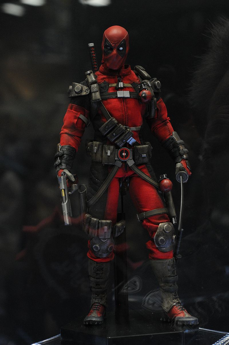 [Sideshow] Marvel Sixth Scale Collection - Deadpool Sdcc2014_sideshow_106