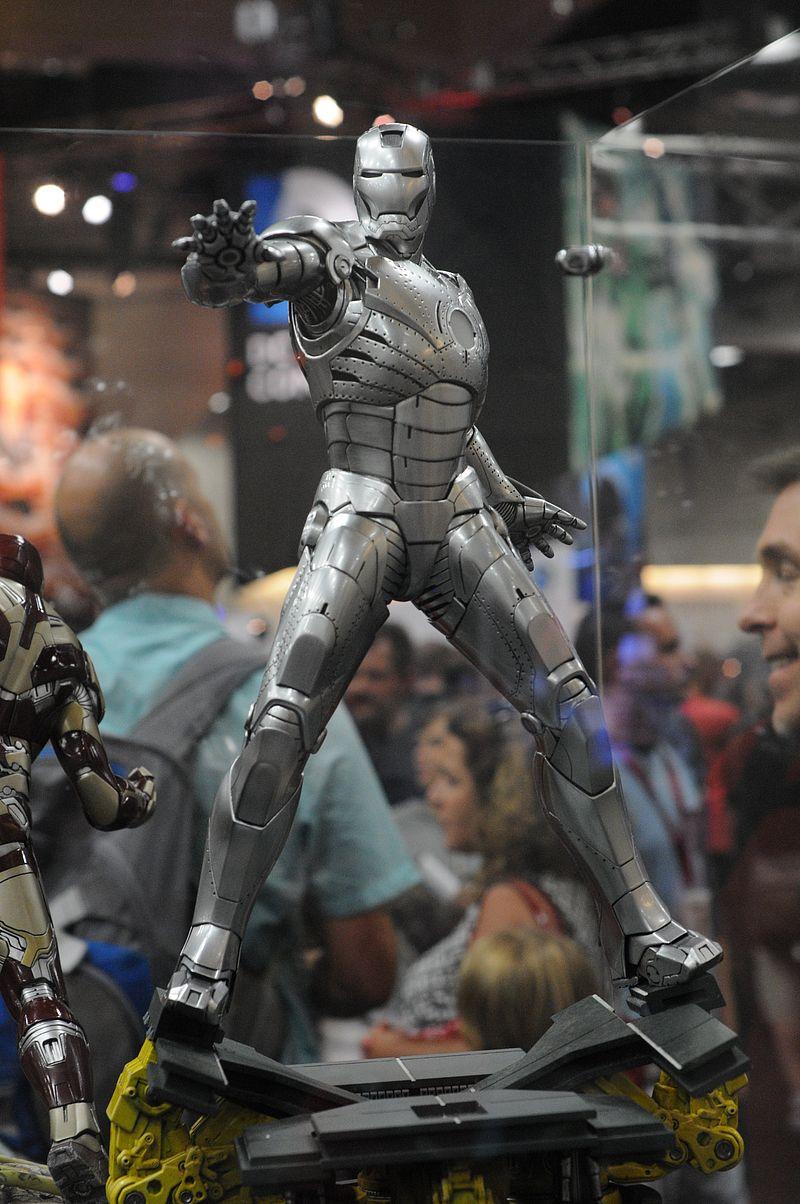 [Sideshow] Iron Man: Mark II - Quarter Scale Maquette - Página 2 Sdcc2014_sideshow_83